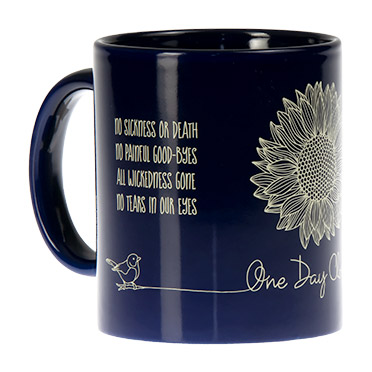One Day Closer Mug - Poem