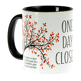 One Day Closer Mug