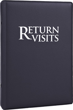 Return Visit Bundle-Navy
