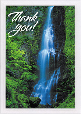 Thank You Card-Pr 28:20