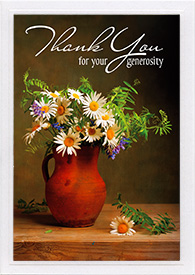 Thank You Card-Isa 32:8
