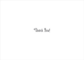 Thank You Card-Acts 4:46