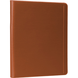 Deluxe Tablet, Magazine and Tract Holder - Chestnut