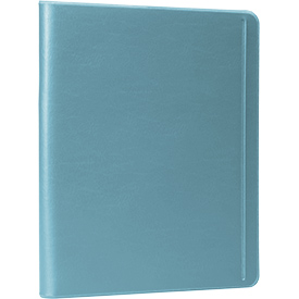 Deluxe Tablet, Magazine and Tract Holder - Turquoise