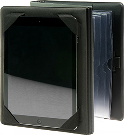 Deluxe Tablet, Magazine and Tract Holder