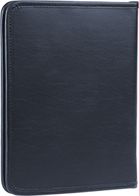 Zippered Tablet and Literature Portfolio - Navy