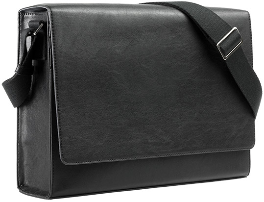 Horizontal Messenger Bag