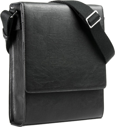 Vertical Messenger Bag