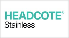 Headcote Stainless Steel Screws