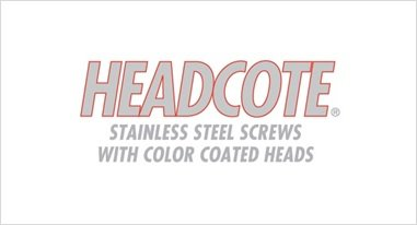 Headcote Stainless Steel Screws