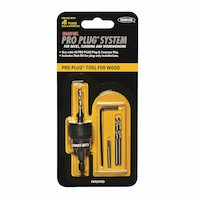 Pro Plug Tool for wood decks,flooring and woodworking