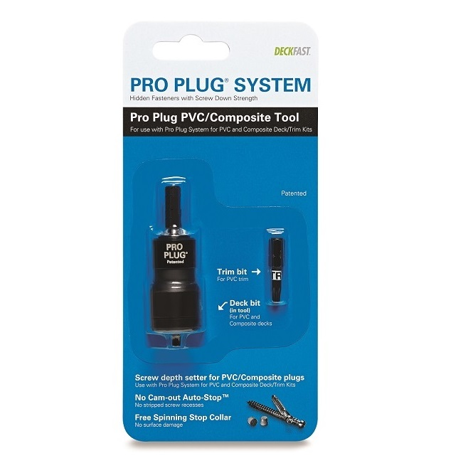 Pro Plug® Tool for PVC