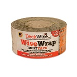 "DeckWise Joist Tape 3"" x 75 ft - WiseWrap"