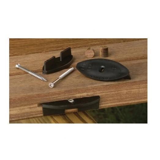 EB-TY®  Hidden Deck-Fastening System