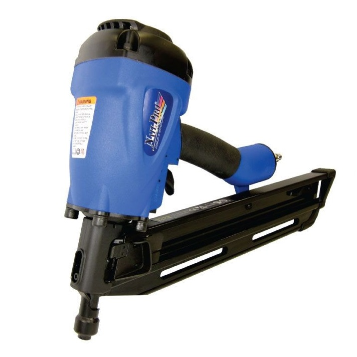 NailPro® NP-9021D 21° Strip Duplex Head & Framing Air Nailer