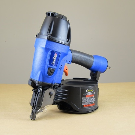 Nail Pro 15° Wire & Plastic Coil Pin & Siding Air Nailer