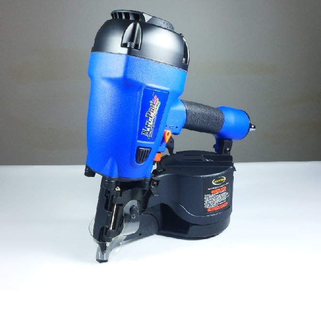 NailPro NPCN-7312 15 degree Wire Coil Air Nailer 175psi