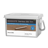 HEADCOTE® Trim Head #7 x 2-1/4""