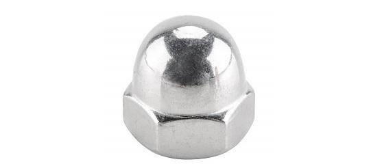 Stainless Steel Acorn Hex Cap Nuts
