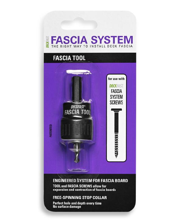 Deckfast® Fascia Tool