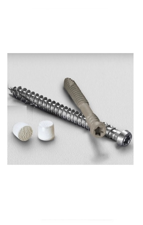 Pro Plug System Screws- Epoxy or Stainless Steel