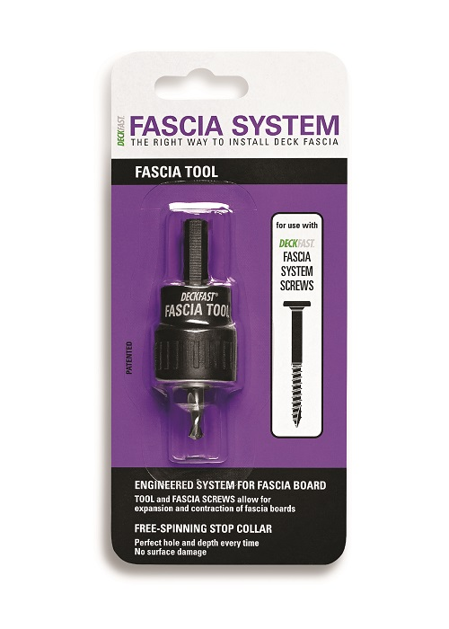 Fascia Tool for Deckfast fascia screws
