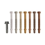 Deckfast Metal Screws