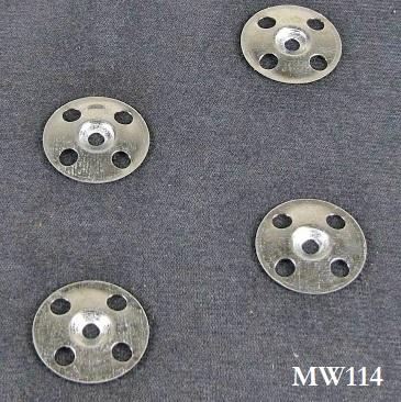 NailPro Metal Washers