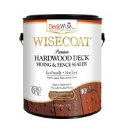 Wisecoat Hardwood Deck, Siding & Fence Sealer