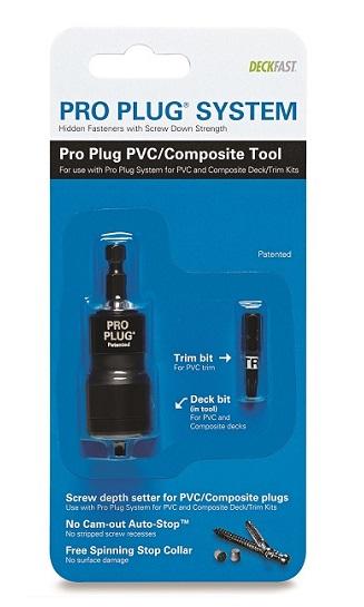 Pro Plug Tool for PVC