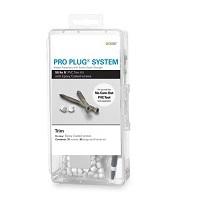 Pro Plug System for Kleer Trim with Epoxy Screws