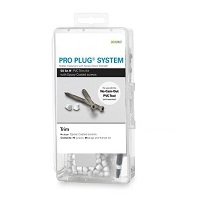 Pro Plug® System Restoration Millwork® - 50 Lin Ft Epoxy Screws