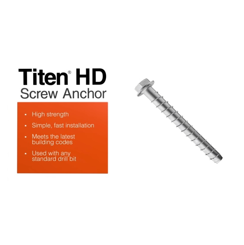 Titen HD by Simpson Strong Tie