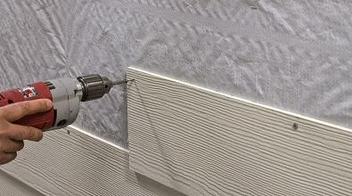 Fiber Cement Siding Screws