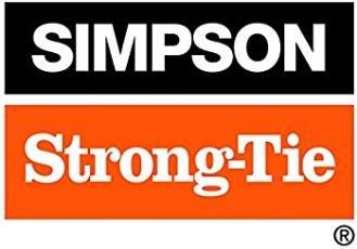 Simpson Joist Hangers, Straps & Connectors