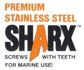 Sharx™ Marine Screws