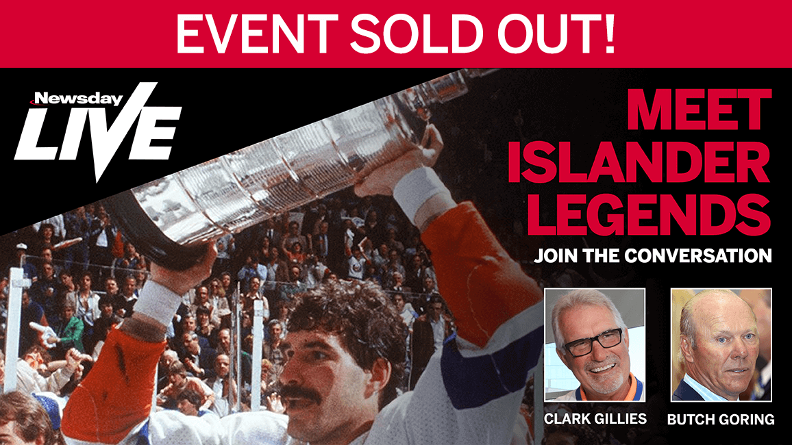 EVENT SOLD OUT! Newsday Live - Meet Islander Legends