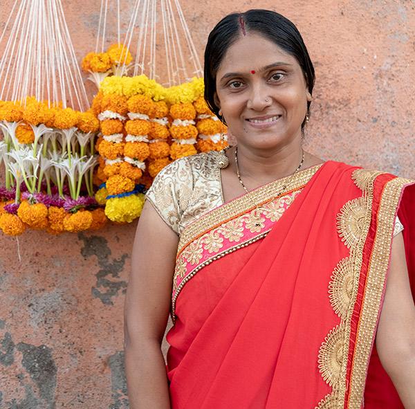 Portrait photo of Radha Sharma