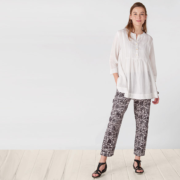 Perfectly<br>Printed<br>Pants