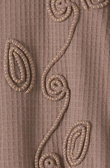 Subtle Texture.<br>Delicate Details.<br>Cozy Solids.