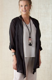 Sakina Jacket - Black