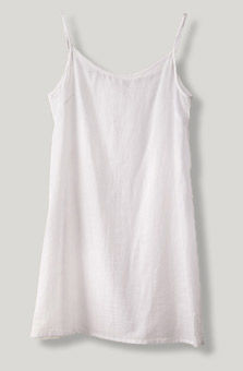 Midi-length Cami - White