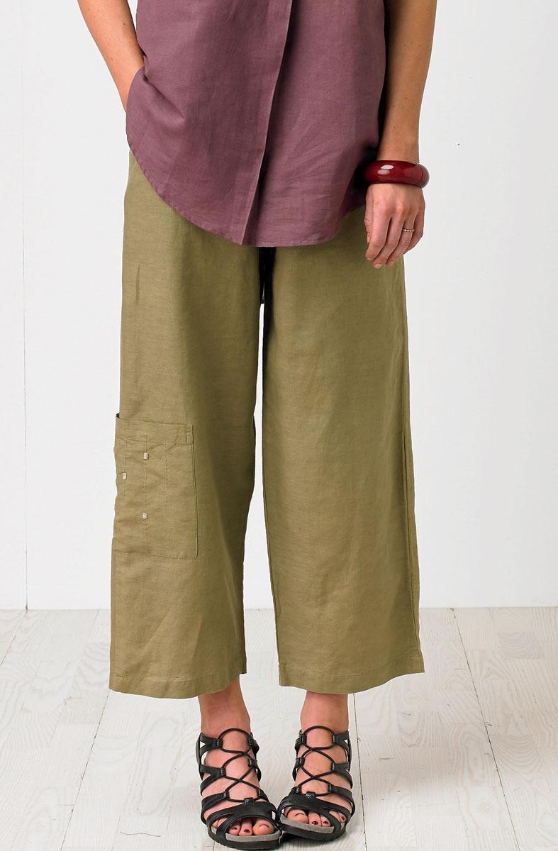 Kesari Pants - Olive