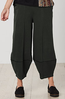 Shillong Pants - Bottle green