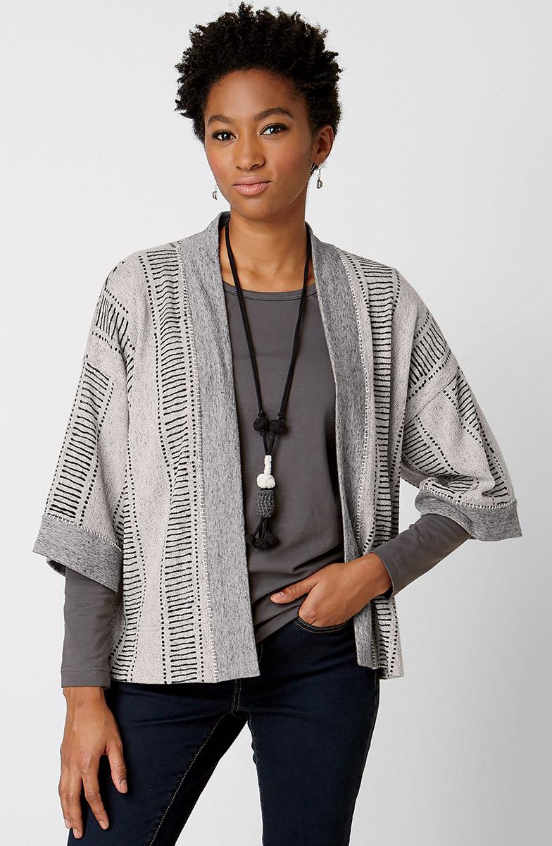 Meera Jacket - Natural