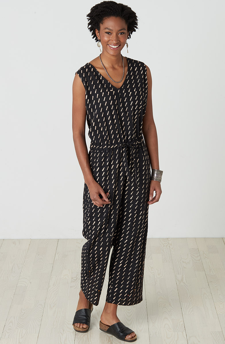 Jyoti Jumpsuit - Black
