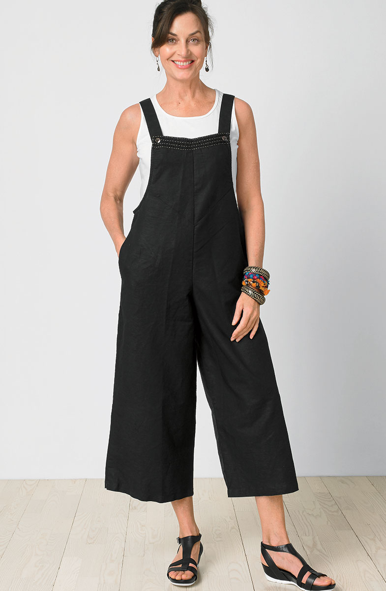 Deepti Jumpsuit - Black