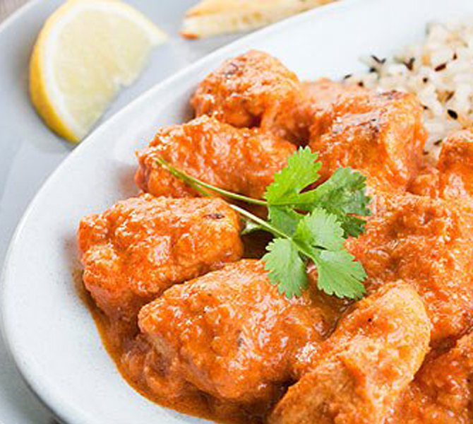 A Favorite and Easy Chicken Tikka Masala