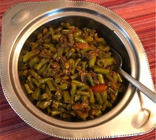 Green Bean Vegetable
