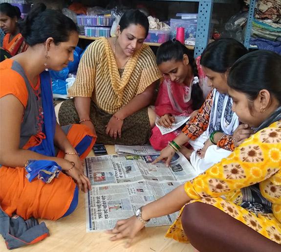 Empowerment Through the News